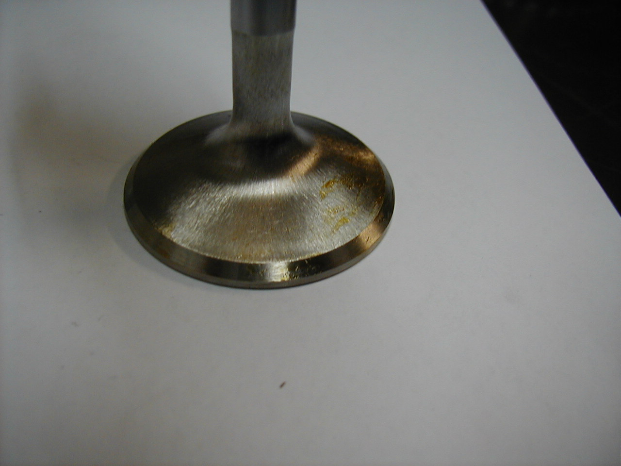 P3341HP stainless exhaust valve +1.00mm