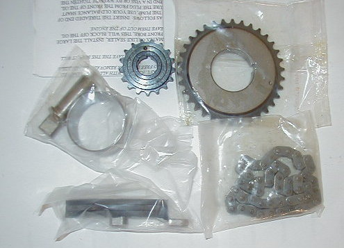 BK1C 6 piece balance shaft elimination kit